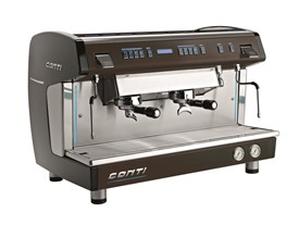 Conti X-one TCI 2 groeps  zwart +Pid syst.